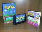Sonyc - caixa, cartucho e manual