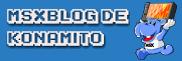 MSXBlog de Konamito