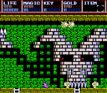 Legacy of the Wizard (NES) 12