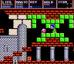 Legacy of the Wizard (NES) 14