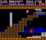Legacy of the Wizard (NES) 4