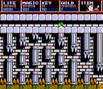 Legacy of the Wizard (NES) 7