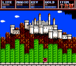 Legacy of the Wizard (NES) 10