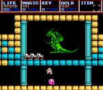 Legacy of the Wizard (NES) 11