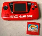 Coca-Cola Game Gear