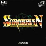 Sorcerian (PC Engine) Capa