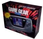 Caixa do Game Gear Americano