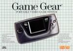 Caixa do Game Gear da Tectoy