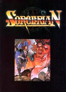 Sorcerian Original (Capa)