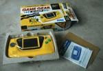 Game Gear Amarelo