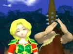 CG de The Adventure of Valkyrie (PlayStation)