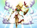 CG de The Adventure of Valkyrie (PlayStation) 3