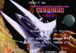 Gradius 3 (Arcade)