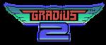 Logo Gradius 2
