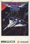 Capa de Nemesis 2 (MSX)