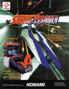 Flyer do Arcade Americano
