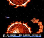 Gradius II (Famicom) 4