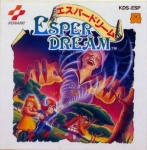 Capa de Esper Dream