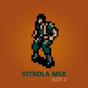 Vitrola MSX Slot 2 - 1 Frente