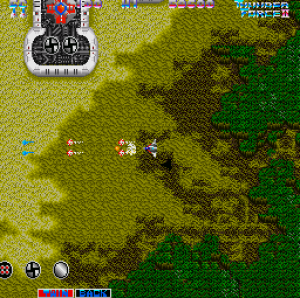Thunder Force II (X68000) (1)