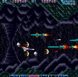 Thunder Force II (X68000)