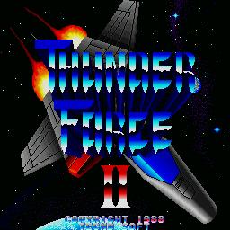 title-Thunder-Force-II