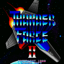 title-Thunder-Force-II