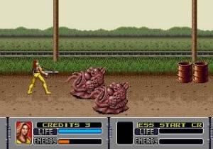 Alien Storm (Mega Drive)