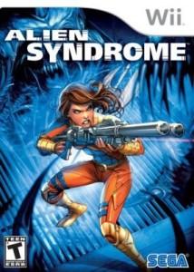 Alien Syndrome (Wii, EUA)